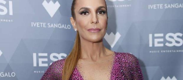 Ivete Sangalo falou sobre caso envolvendo Claudia Leitte e Silvio Santos (Divulgação)
