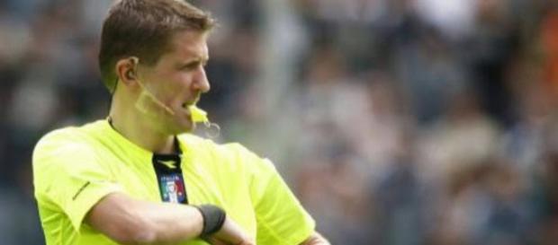 Serie A - Arbitro Daniele Orsato