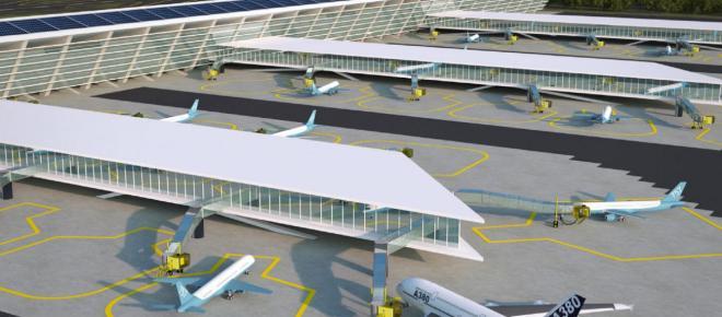 Aeropuerto de Santa Lucía será para vuelos internacionales