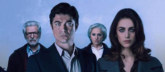 Riccardo Scamarcio e Miriam Leone al cinema con 'Il testimone invisibile', dal 13 dicembre