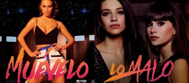 Sofía Suescun salta a la música con 'Muévelo', cuya portada se parece a la de 'Lo Malo'