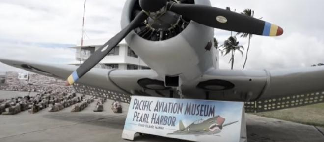 World War II veterans remember the attack on Pearl Harbor on its 77th anniversary
