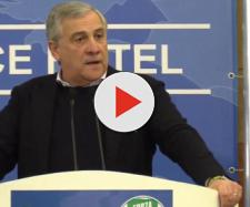 Antonio Tajani, Forza Italia - Berlusconi Presidente.