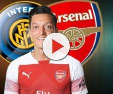 Inter ad un passo da Mesut Ozil