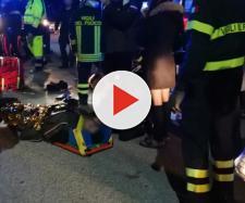 Soccorsi durante la strage al concerto di Sfera Ebbasta