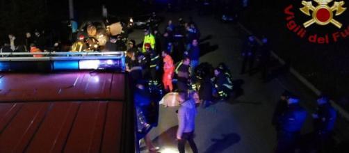 Ancona, sarebbe stato identificato il minorenne che avrebbe usato lo spray urticante all'origine della tragedia di Corinaldo.
