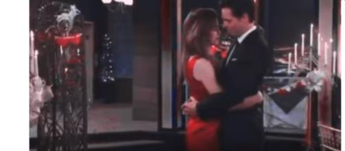 Billy and Victoria may find their way back to each other. - [The Young and the Restless / YouTube screencap]