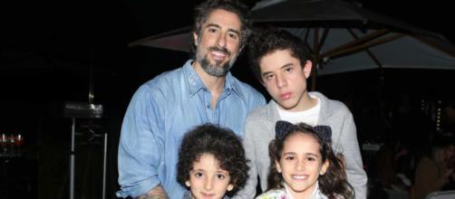 Marcos Mion tem um filho autista (Reprodução: Instagram)