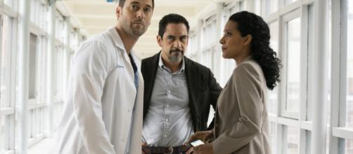 New Amsterdam spoiler 3^ puntata, il dottor Goodwin svela a Giorgia la sua malattia