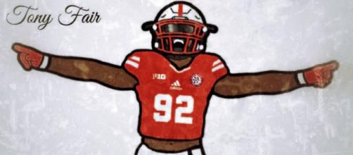 Tony Fair is no longer coming to Nebraska football [Image via Elite Sports/YouTube]