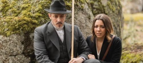 Trame, Il Segreto: Alfonso e Emilia sono stati rapiti in Francia