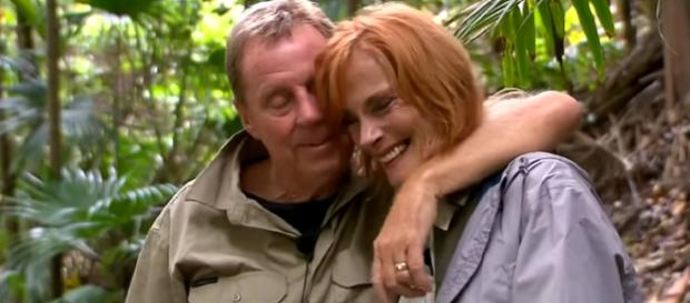 Harry and Sandra Redknapp bring the nation to tears as they are reunited (Image credit: I'm A Celebrity...Get Me Out Of Here!/ YouTube.com)