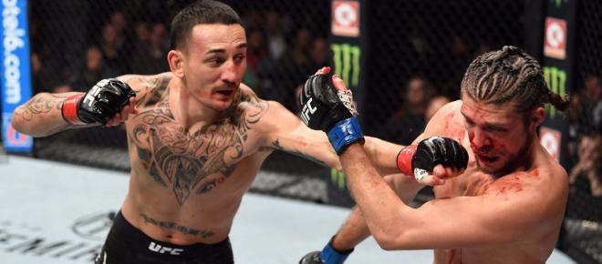 Max Holloway retuvo el cetro pluma en UFC 231 con actuación épica ante Brian Ortega