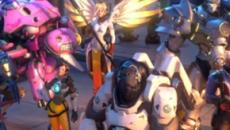'Overwatch' gets 4K on Xbox One X, nerfs Mercy in new update