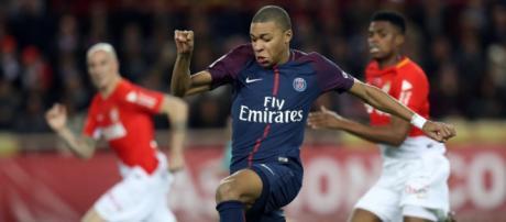 Kylian Mbappé fera de nouveau face à son club originel qui l'a vu émerger aux yeux de tous, le 31 mars prochain (via bfmtv.com)