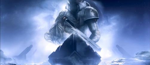 A promotional photo for 'Destiny 2's' 'Gods of Mars' DLC - YouTube/MoreConsole