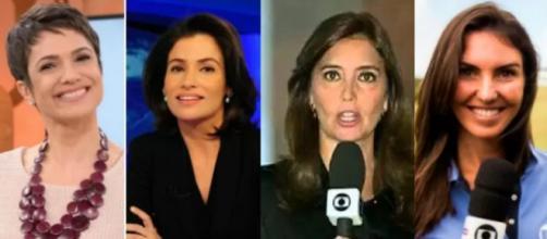 As mulheres do jornalismo da Globo, a terceira, Cristina Serra, se despede depois de 26 anos de casa