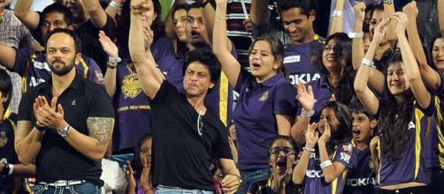 Badshah of KKR: Why Shah Rukh Khan has been the best team owner in (Image via BCCI.Tv)