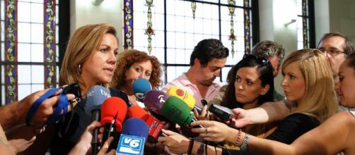 Cospedal acusada por Ignacio González