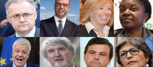 Ecco i 20 ministri in carica solo in questa ultima legislatura che non si candidano alle elezioni