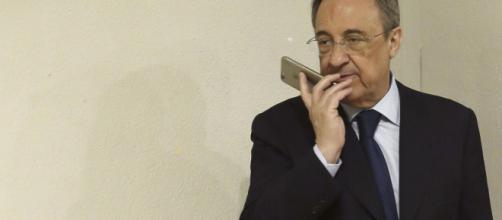 Florentino Pérez espera grandes cambios