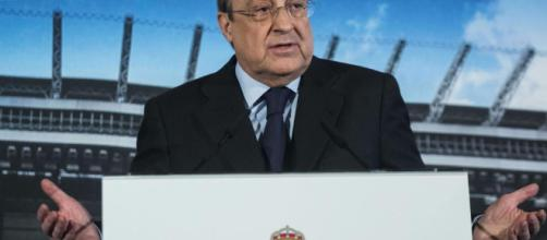 Florentino Pérez espera hacer grandes contrataciones
