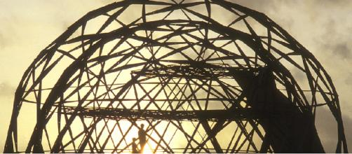 Futuros comunes exposición de Norman Foster