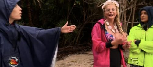 Isola dei Famosi 2018, lite tra Francesca Cipriani e Cecilia Capriotti