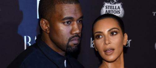 Kanye West e Kim Kardashian têm três filhos