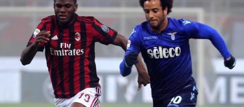 Milan-Lazio 2-1 tabellino commenti pagelle 28 gennaio 2018 - romatoday.it