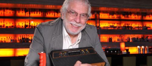 Nolan Bushnell el cofundador de la gama de videojuegos Atari