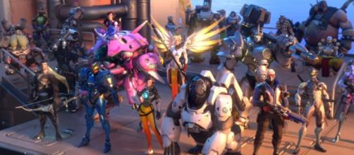 "Overwatch Theatrical Teaser | ""We Are Overwatch"" - Image credit - Overwatch 
