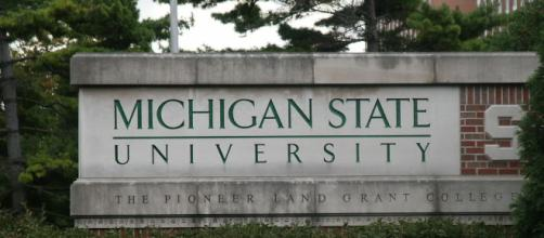 Michigan State University. - [Photo credit to Branislav Ondrasik via Wikimedia Commons]