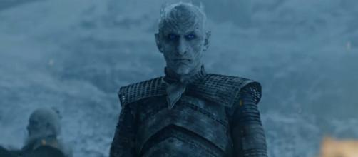 The Night King leads the Army of the dead in 'Game of Thrones'/ Photo: screenshot via GameofThrones channel on YouTube