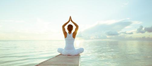 Transformación a través de la meditación.