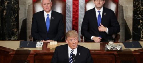 Trump pitches unity to Congress amid turbulent start to presidency ... - go.com