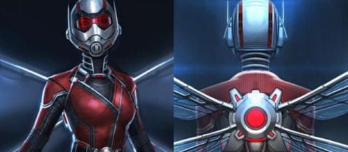 Wasp es una super heroína de Marvel