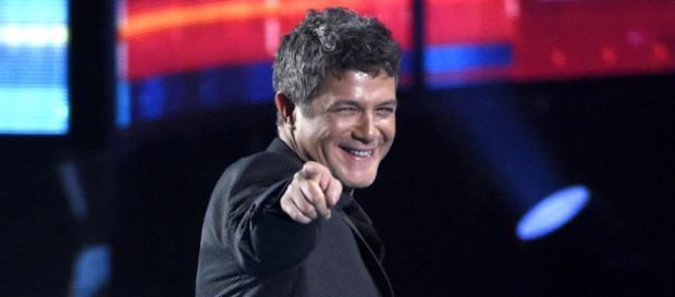 Alejandro Sanz uno de los mejores cantantes y compositores