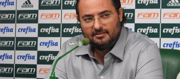 Alexandre Mattos, executivo de futebol. (Foto Reprodução).