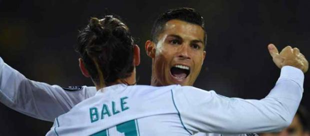 Cristiano Ronaldo e Bale não receberam novos companheiros