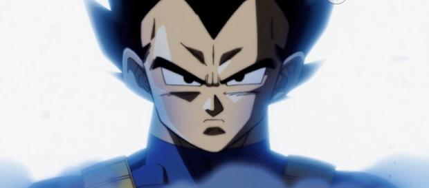 Dragon Ball Super Vegeta se despide.