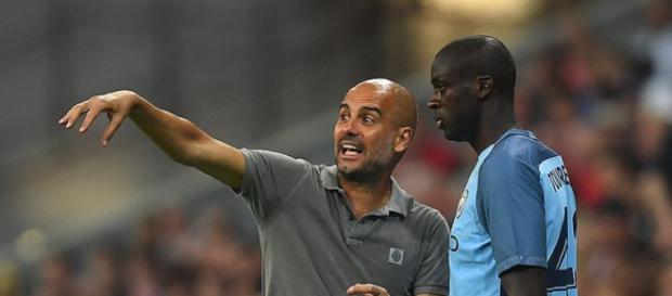 Guardiola cumple su palabra: no convocó a Yaya Touré | Pasión ... - pasionfutbol.com