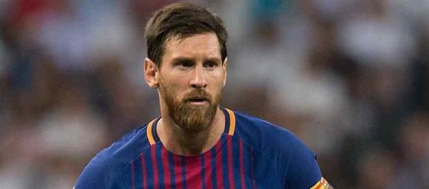 Leo Messi também ficou surpreendido com esse desejo. (Foto Reprodução).