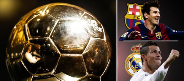 Neymar sur le podium du Ballon d'or, c'est 2 millions pour Santos - football.fr