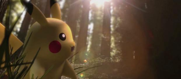 Pokémon Go Trailer (The Official Pokémon YouTube Channel/Youtube)