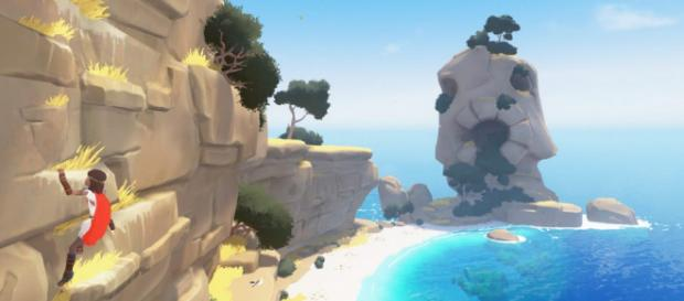 'Rime' and 'Knack' are the leading two titles for February's Free PlayStation games. - [PlayStation / YouTube screencap]