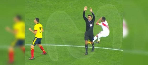 YouTube: revive los minutos finales de empate que le da el ... - peru.com