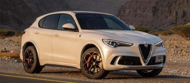 Alfa Romeo Stelvio batte Audi Q5 nelle vendite a gennaio
