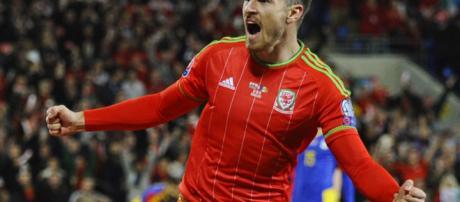 Aarón Ramsey se perdera el choque del Arsenal con el Tottenham