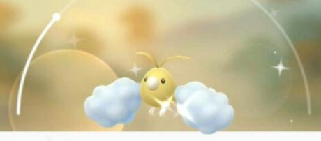 'Pokemon GO' has introduced new shiny Pokemon. - [Image Credit: TheSliphRoad / Twitter]